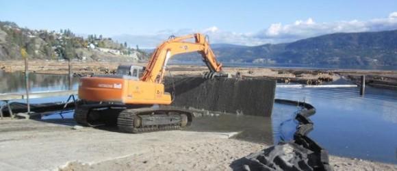 Bear Creek Boat Launch Removal